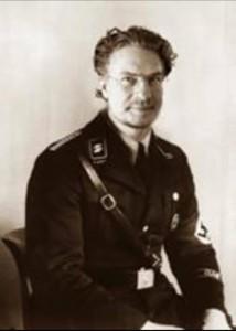 Henrik Dahl nazi